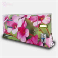 Vertical Electronic Sanitary Napkin Vending Machine