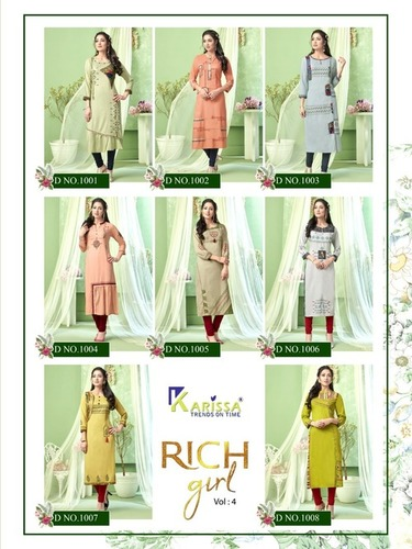 Karissa By Rich Girl Vol-4