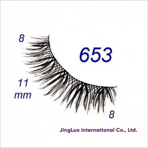 Big Eye Makeup Thick 653
