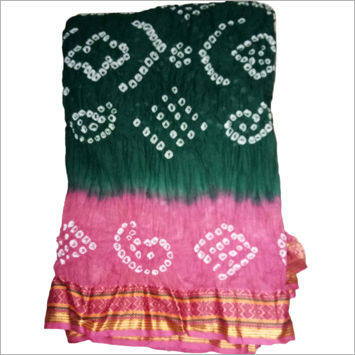 Ladies Ghadwal Border Saree