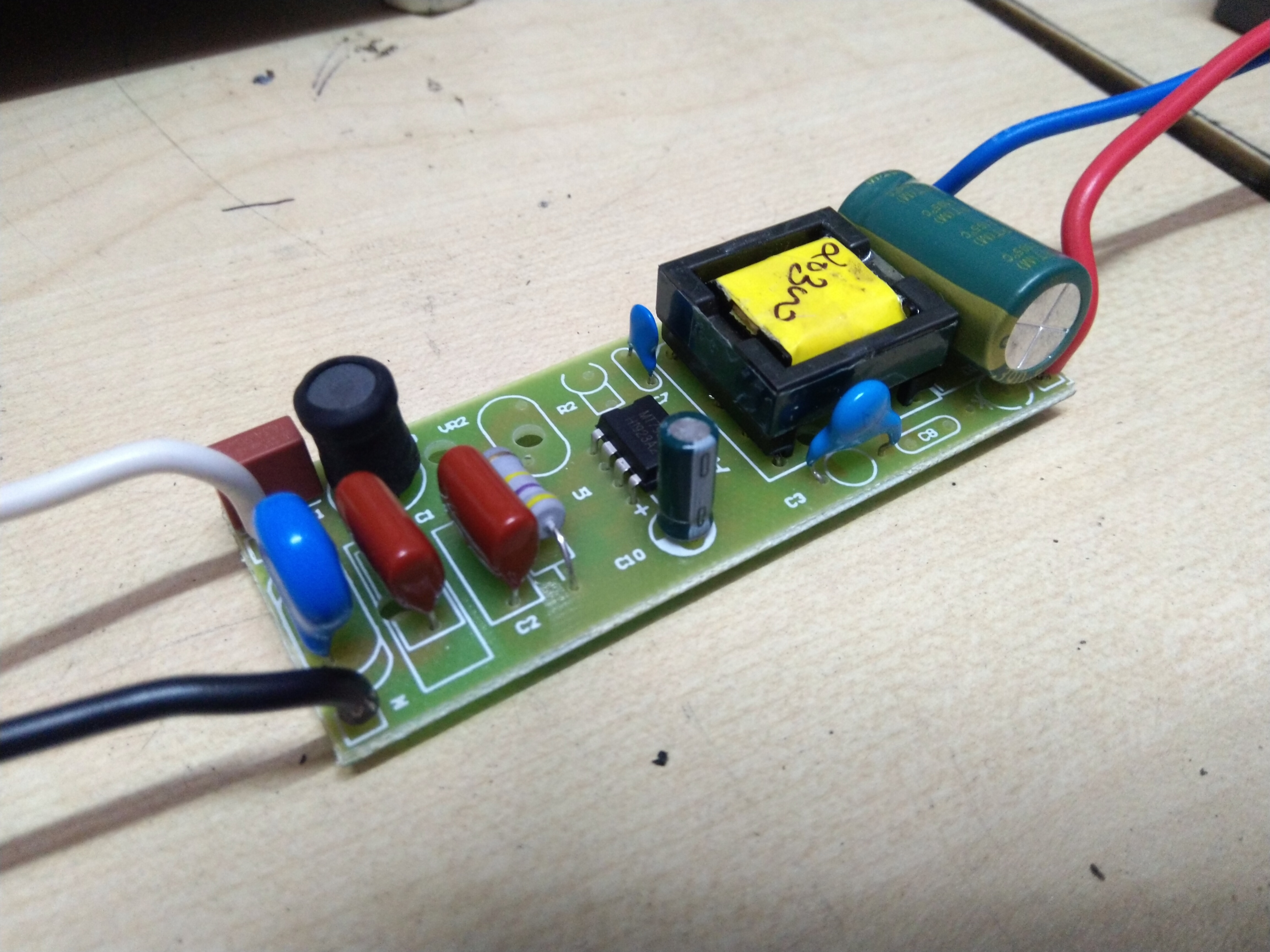 Panel Light Led Driver