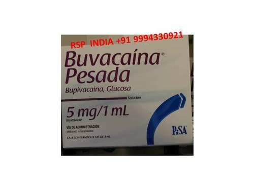 Buvacaina Pesada 5mg-1ml Injection