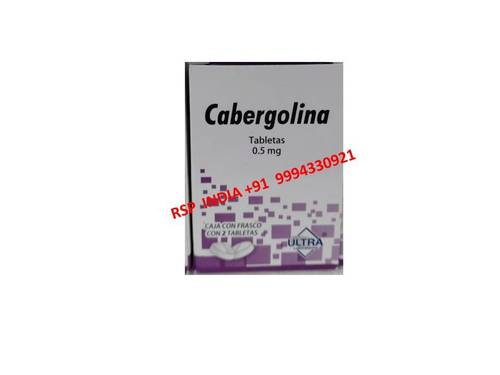 Cabergolina 0 .5mg Tablets