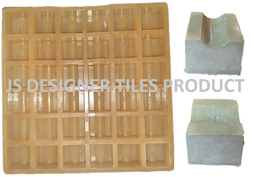Cover Block Moulds 22.mm