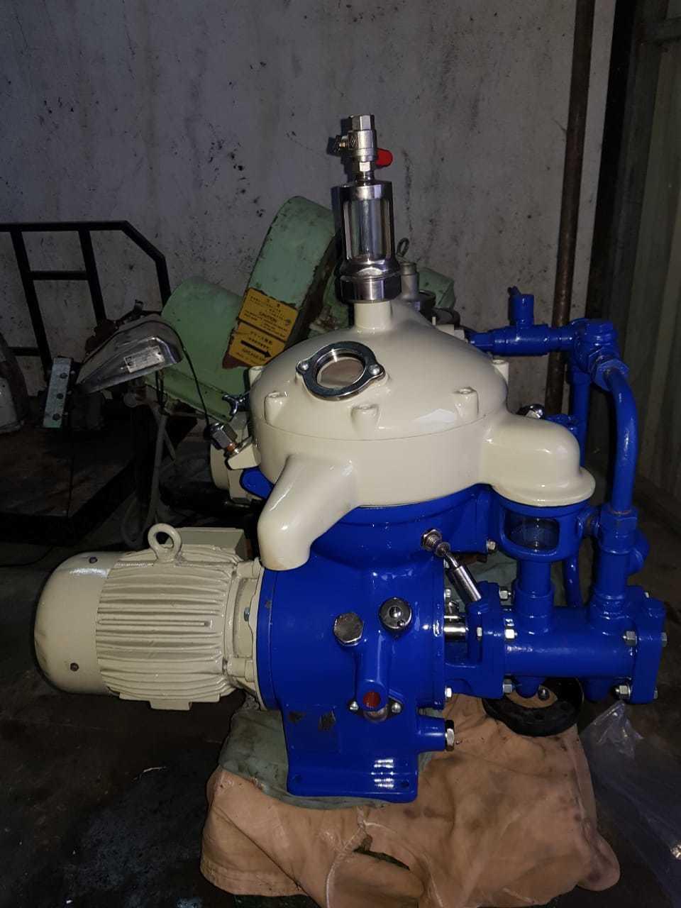 Alfa Laval Oil Separator Centrifuge Purifier Machine