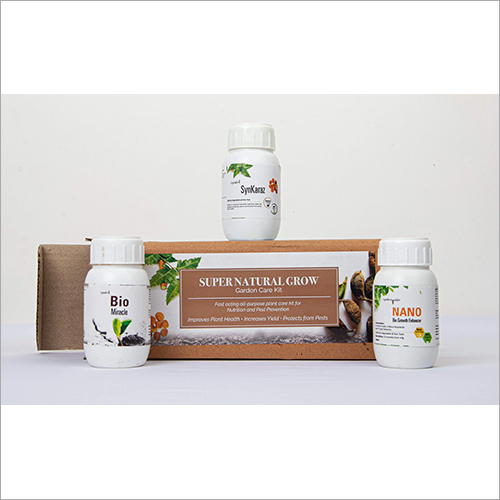 Super Natural Grow - Garden Care Kit