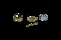 Rear Axle Nut Kit