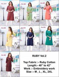 Ladies Flavour By Ruby Vol-2