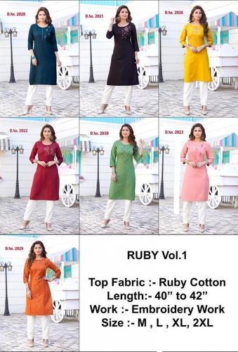Ladies Flavour By Ruby Vol-1