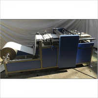 Embossing Type Rotary Pleating Machine