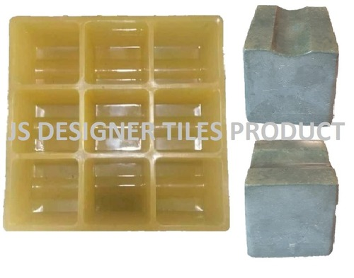 75.mm Cover Block Moulds