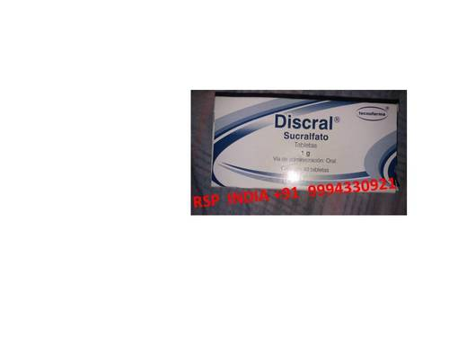 Discral 1g Tablets