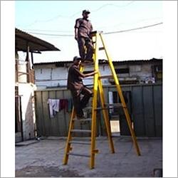 FRP Self Support Step Ladder