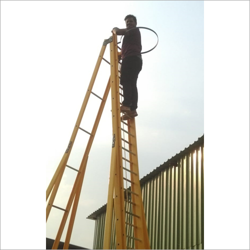Giant Self Support Extension Ladder
