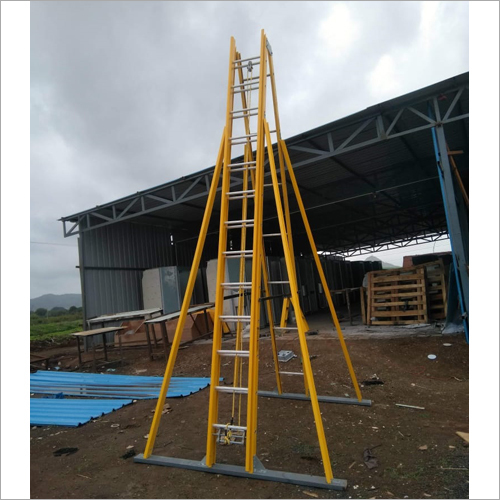 FRP Giant Self Support Extension Ladder