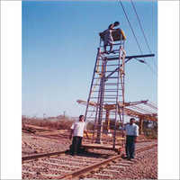 OHE Trestle Ladder