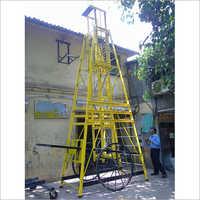 FRP Telescopic Trolley