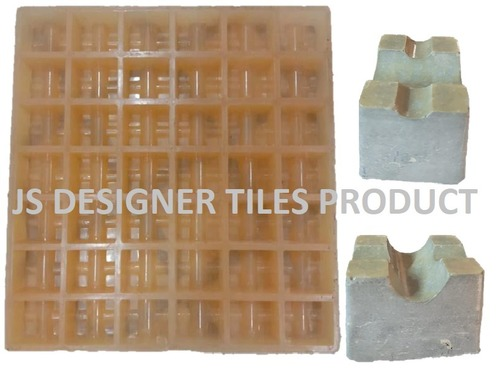 20,25.mm Cover Block Moulds