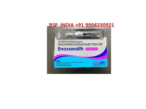 Enoxaealth 40mg-0.4ml Injection