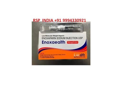 Enoxaealth 60mg -0.6ml Injection
