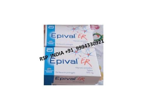 EPIVAL ER 500MG TABLETS