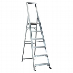 Aluminium Foldable Platform Ladder