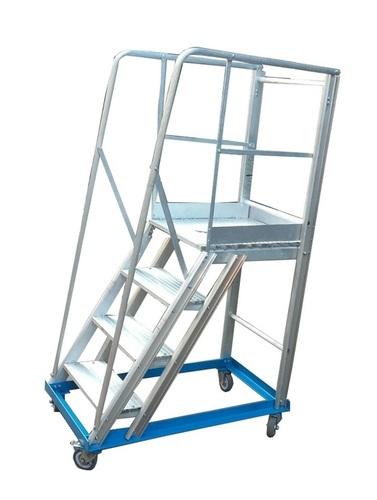 Heavy Duty Movable Platform Ladder