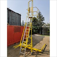 Aluminum Top Tank Access Ladder
