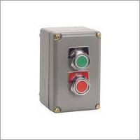 FRP Double Push Button Station