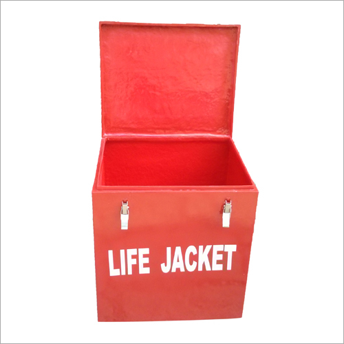 FRP Life Jacket Box