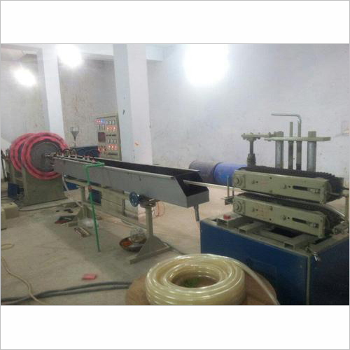 PVC Breaded Hose Pipe Machine