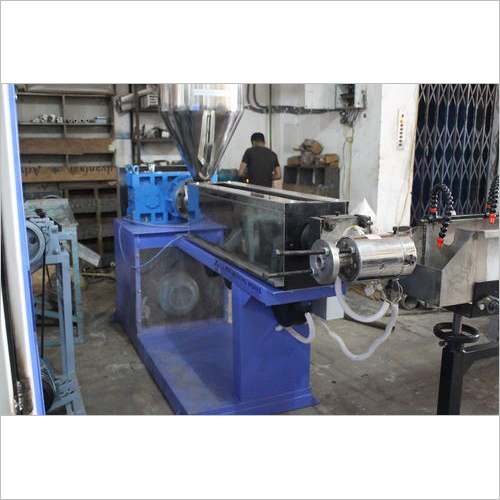PVC Rigid Profile Machine