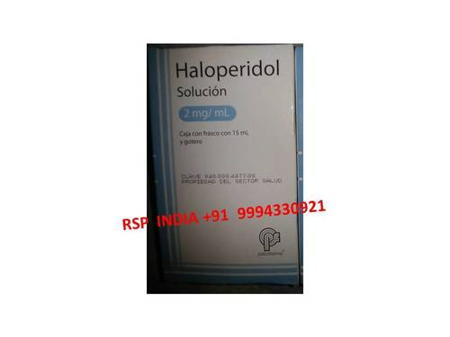 Haloperidol 2mg - Ml Solution