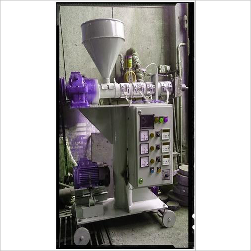 Zebra Garden Pipe Machine