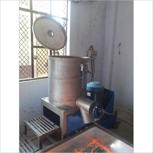 PVC Transparent Pipe High Speed Mixer