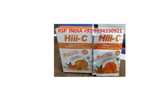 Hiii - C 1000mg Vitamin C Powder