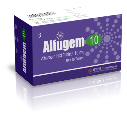 Alfuzosin SR 10 mg