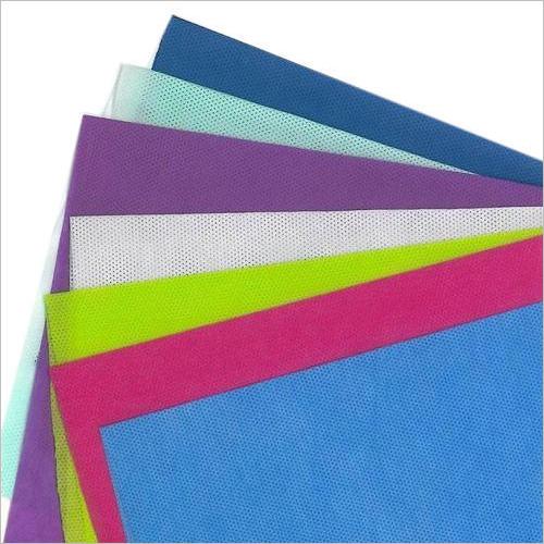 Spunbond Multi Color Non Woven Fabric