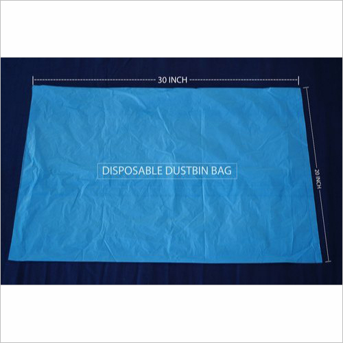 Disposable Dustbin Bag