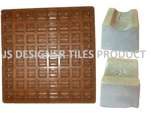 Cover Block Moulds 25.mm