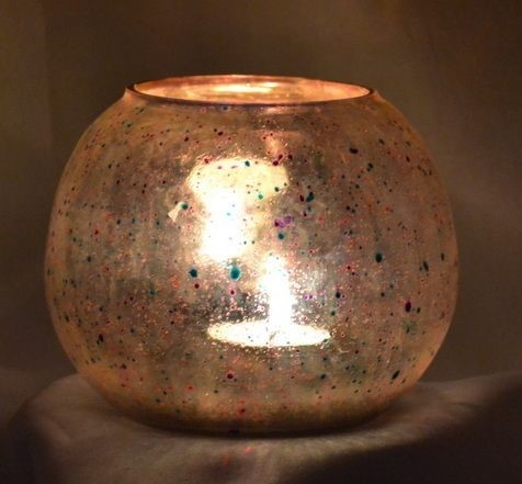Round Shape Votive Candle Holder