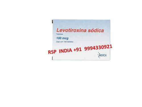 Levotiroxina Sodica 100mcg Tablets