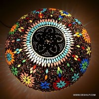 Multi Mosaic Wall Ceiling Light