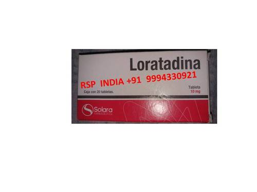 Loratadina 10mg Tablets