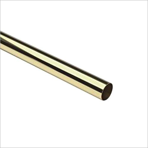Polished Brass Pipe