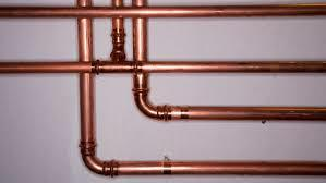 Copper Plumbing Pipe
