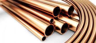 Copper Hospital Pipe