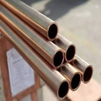 Copper Geyser Pipe