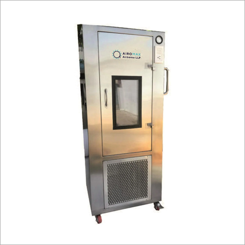 Airomax Mobile Laminar Air Flow Cabinet