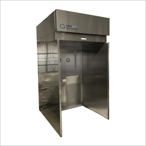 Sampling And Dispensing Booth (Reverse Laminar Air Flow Unit - Rlaf) Dimension(L*W*H): 2.5 Feet X 2.5 Feet Foot (Ft)